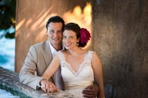 Mariel and Matthew Benjamin