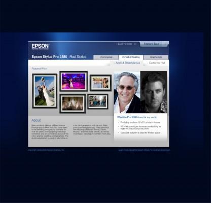 Real Stories: Epson Stylus Pro 3880