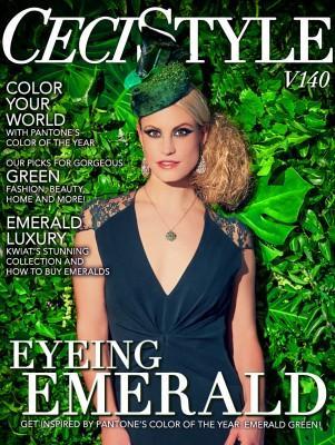 Eyeing Emerald