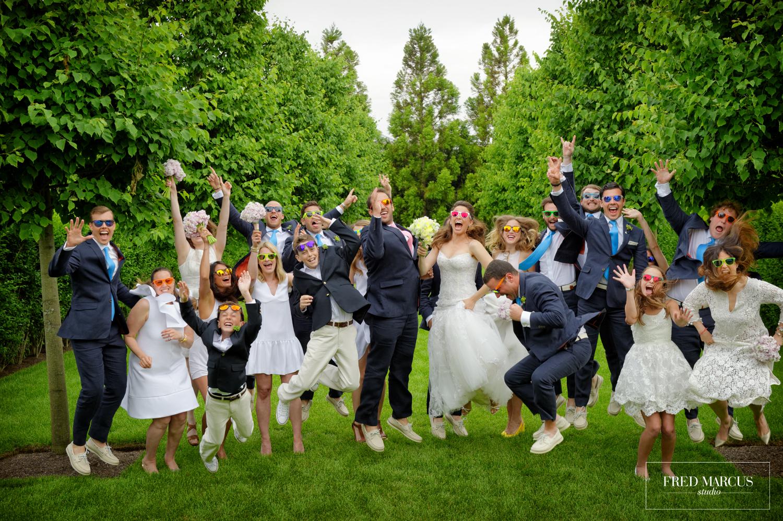 """Wedding party"""
