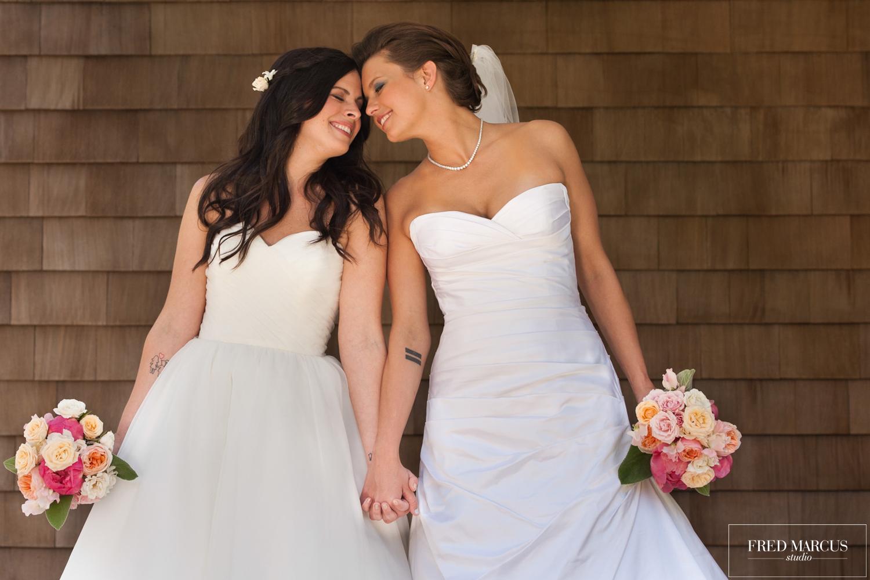 BRIDES.com Real Wedding Feature