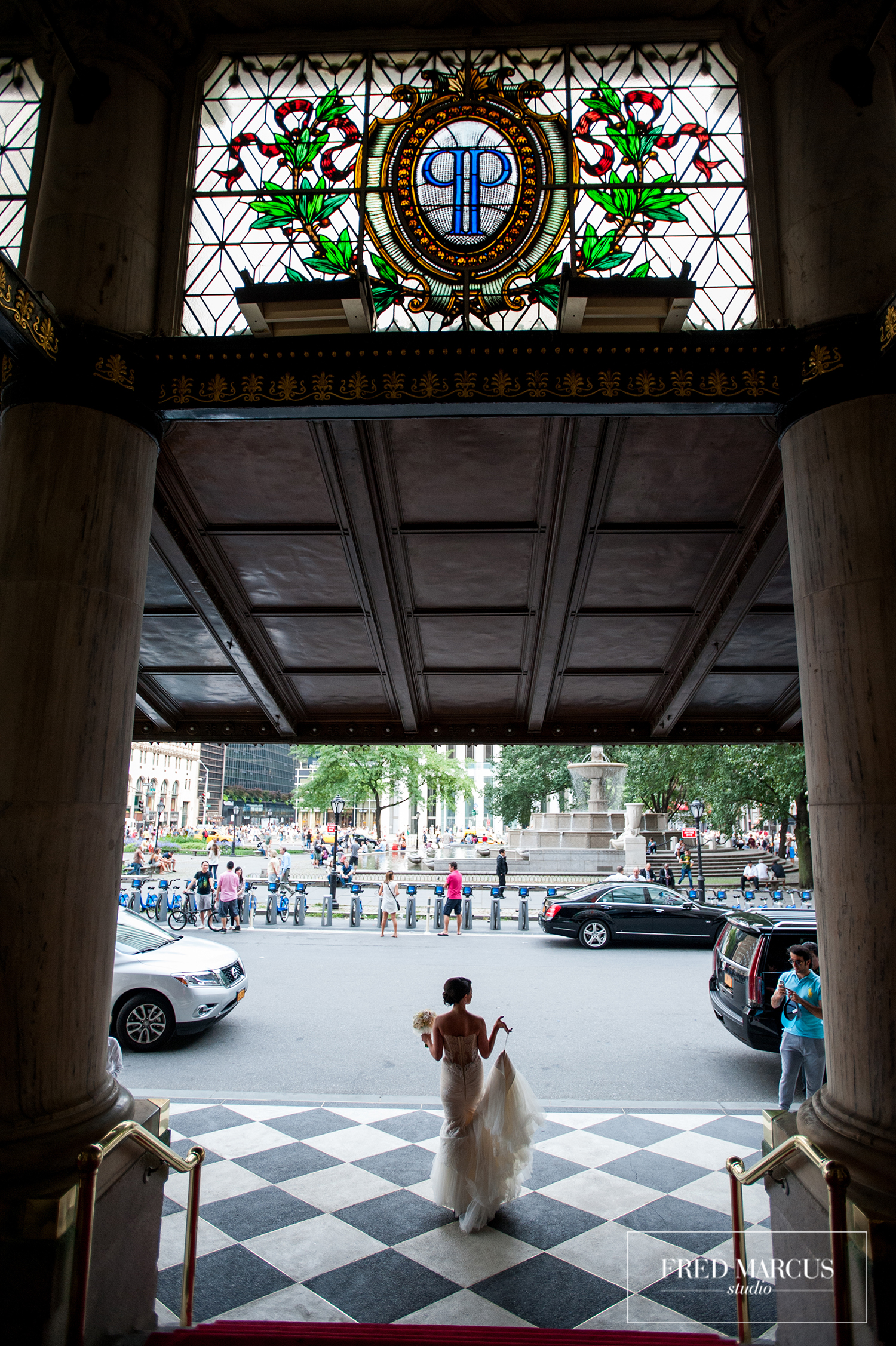 Photo of the Plaza: The Plaza Hotel