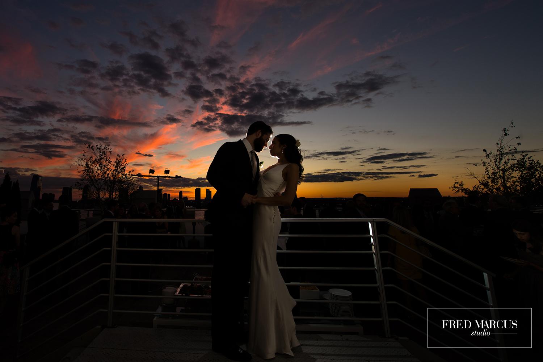 Rachel & Duncan, Tribeca Rooftop
