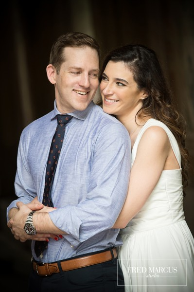 Rebecca & Justin, Central Park Engagement Session