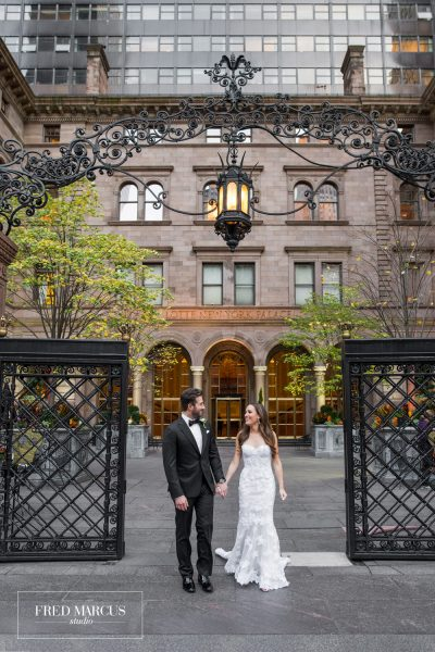Kate & Blake: The Palace Hotel – New York City